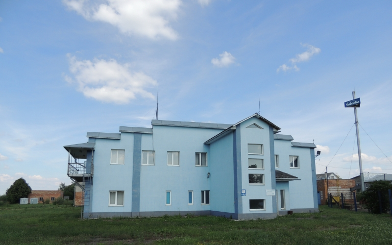Production areas in Sichovi Striltsi street,1  in the village Vistova with an area of 3,1 th.sq.m