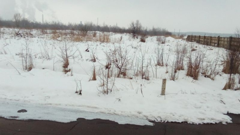 Land plot near LLC Kalusky Pipe Plant with an area of  15ha