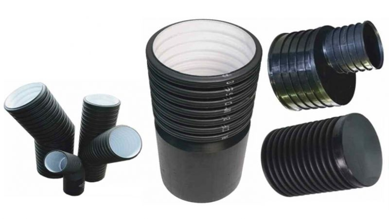 «The production of the corrugated pipes on Kalush Pipe Plant