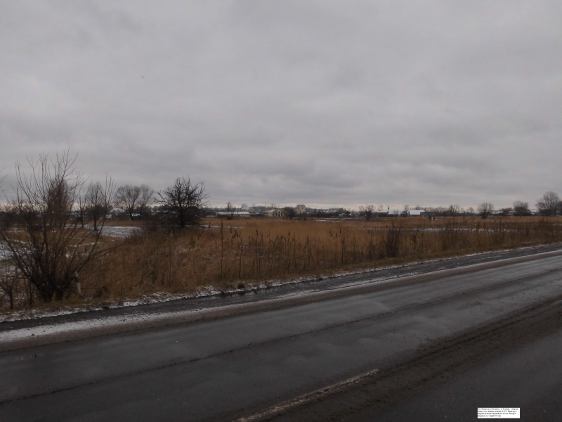Land plot of 2.2  ha on the street. Lviv (Green-field)